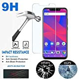 Golden Sheeps Tempered Glass Screen Protector Compatible for BLU Studio X8 HD(S530) Blu Studio X8 HD 2019High Definition/Scratch Resistant Bubble Free Tempered Glass LCD HD Screen Protector Guard Film
