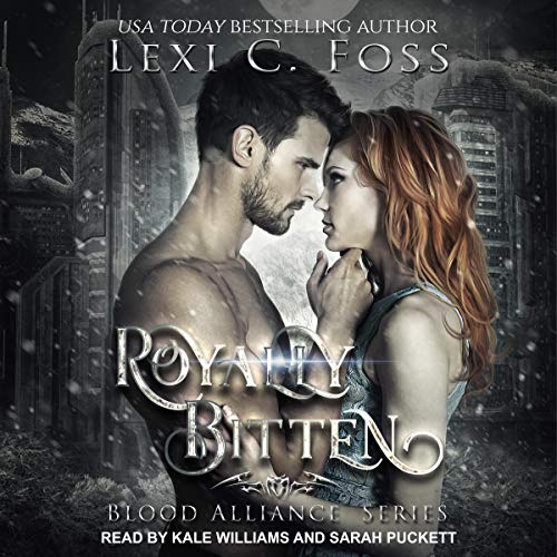 Royally Bitten  By  cover art