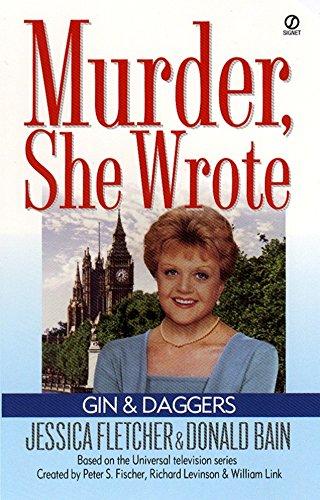 Murder She Wrote: Gin & Daggers