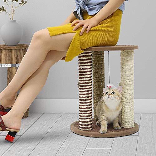 gengxinxin Kratzbaum Für Katzen Kletterbaum Für Katzen Hängematte Katze S Baum Turm Haustiere Spielen Baum Kratzen Baum Arbre EIN Chat Klettern Springen Spielzeug Rahmen Haustiere Rascador Gato