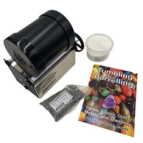Vorschlaghammer mit Kunststoffschaft Barrelling Maschine (Reinigen/Polieren Kit)