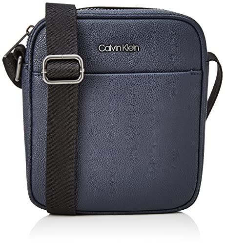 Calvin Klein Calvin Central, Reporter Homme, Bleu...