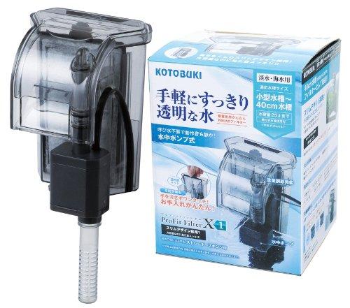 寿工芸 プロフィットフィルター X1