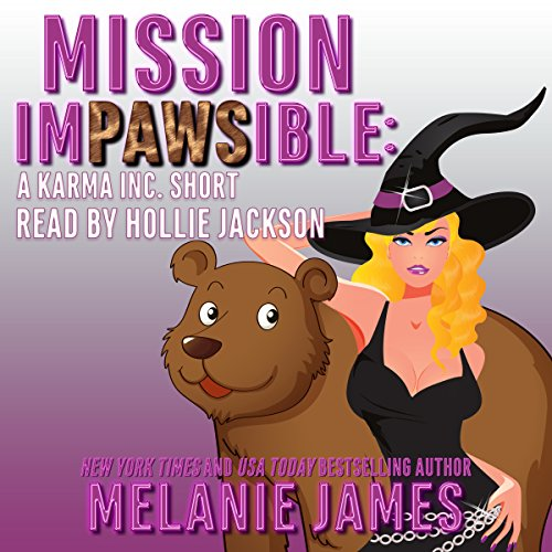Mission Impawsible cover art
