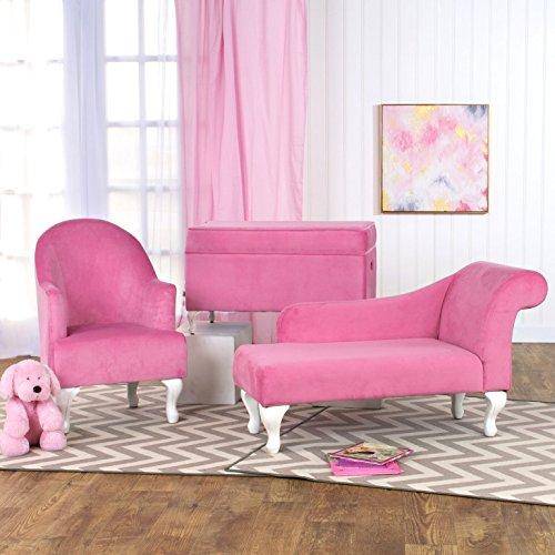 HomePop-Diva-Youth-Velvet-Decorative-Storage-Bench-with-White-Wood-Legs