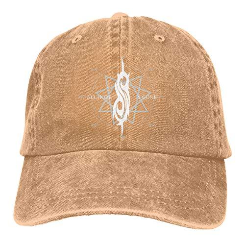 Lucyhu Verstellbar Damen Herren Slipknot All Hope Star Baseball Hat Cap Baseballcap Kappe Flatbrim Mütze Für Jungen Mädchen