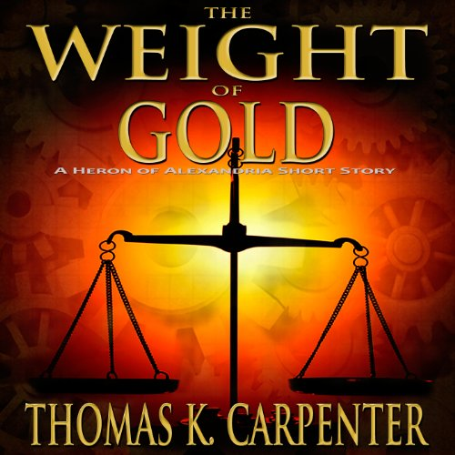 The Weight of Gold audiobook cover art