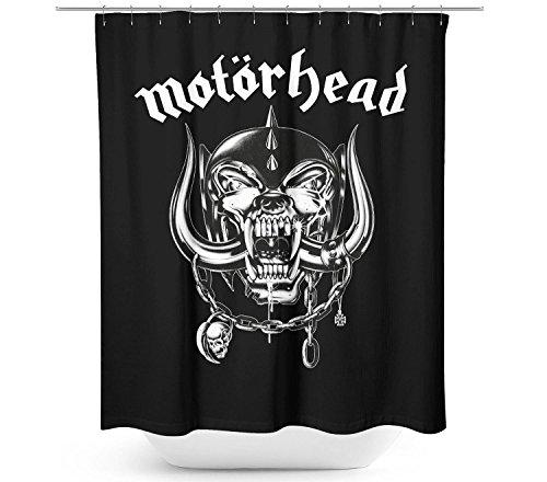 Close Up Duschvorhang Motörhead Warpig Logo
