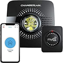 New free in-garage delivery with key by amazon available in select areas (check eligibility at amazon.com/keypromo). Prime members can opt in with the myQ smart garage hub to get Amazon packages securely delivered right inside their garage, simply li...