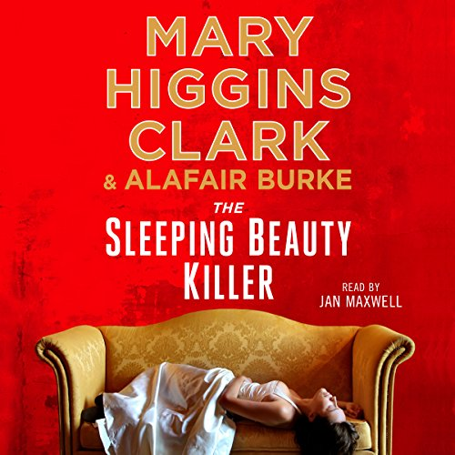 The Sleeping Beauty Killer audiobook cover art