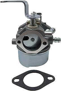 SQX 640260 Carburetor for Tecumseh 640260A 640260B 632689 HM80 HM90 HM100 with Gasket