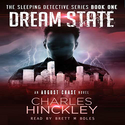 Dream State Audiobook By Charles R. Hinckley cover art