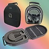 V-MOTA TDG Headphone Suitcase Carry case boxs for Shure SRH840 SRH940 SRH440 SRH940 SRH1440 SRH1840 SRH240 SRH1540 Headset
