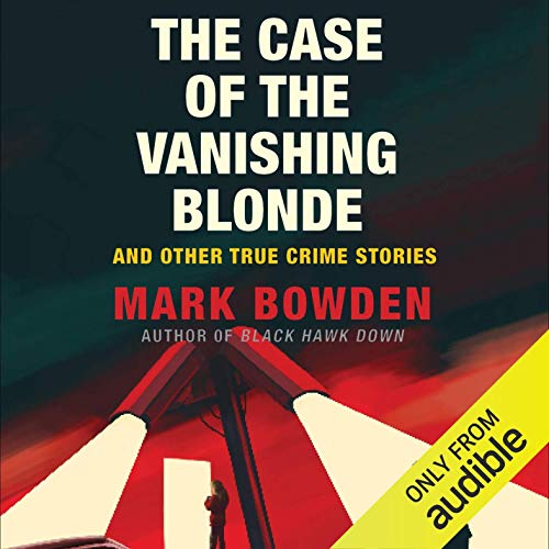 The Case of the Vanishing Blonde cover art
