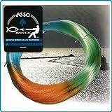 ASSO Filo Spades 0.40 Multicolor Mimetico Pesca PALAMITO SARAGHI ORATE PAGELLI