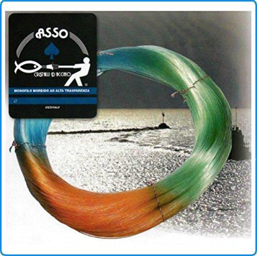 ASSO Filo Spades 0.35 Multicolor per BRACCIOLI PALAMITO SARAGHI ORATE MORMORE