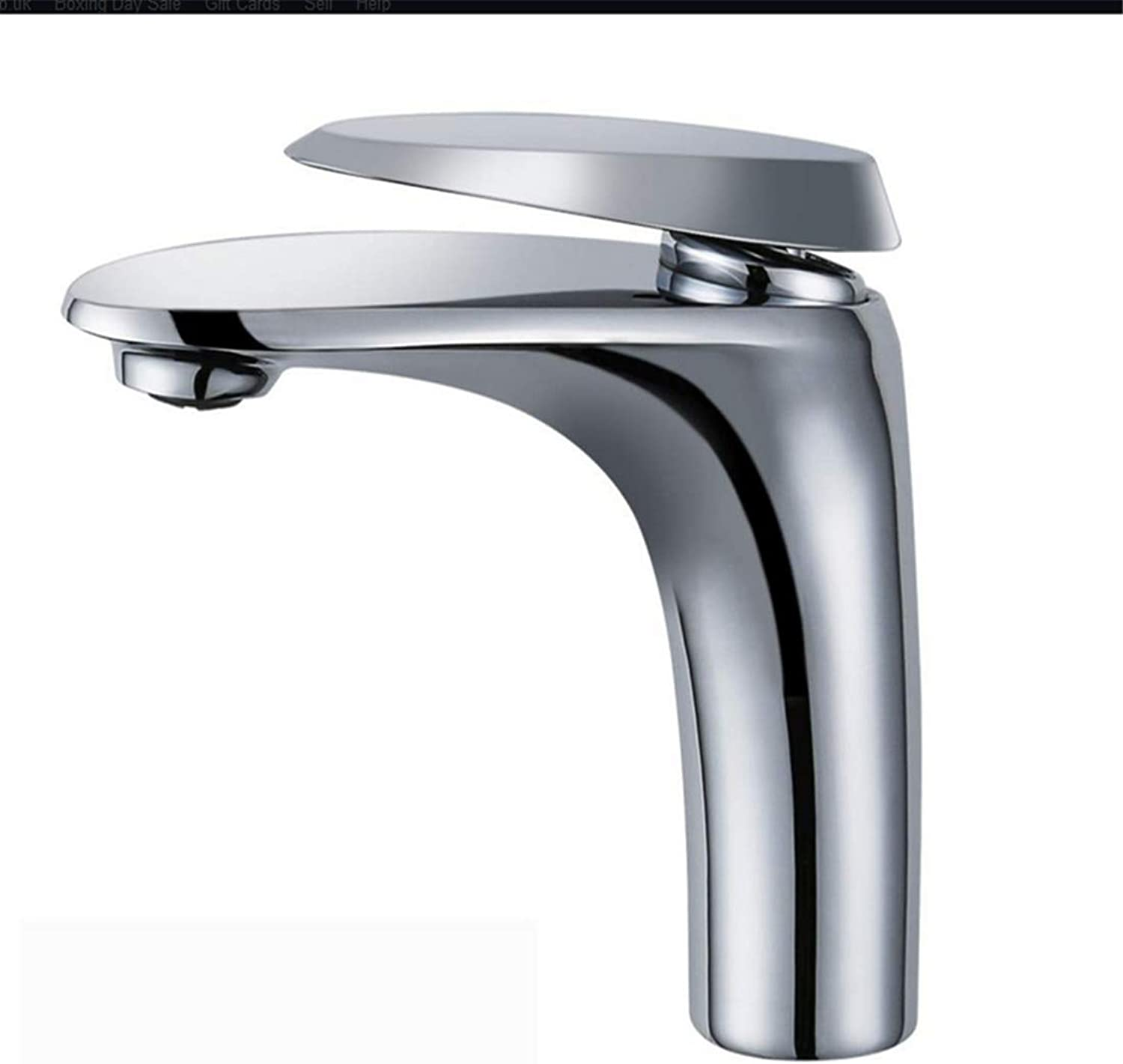 Retro Faucet Bathroom White Above Counter Basin Heightened Washbasin Faucet