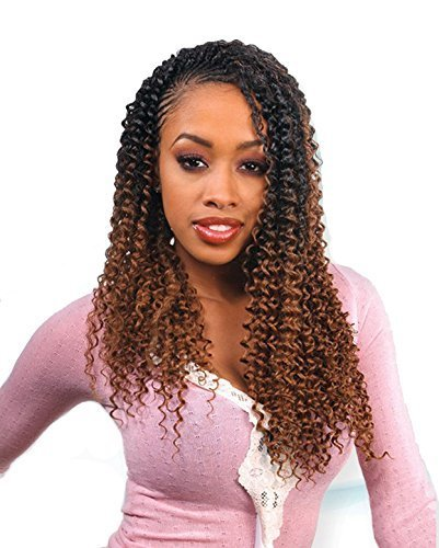 WATER WAVE 22' (6-Pack, TT27) - Freetress Synthetic Crochet Braiding Hair