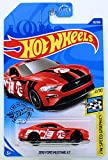 Hot Wheels 2020 Int'l Card 2018 Ford Mustang GT 92/250 HW Speed Graphics Series Red Die-Cast Collector Car