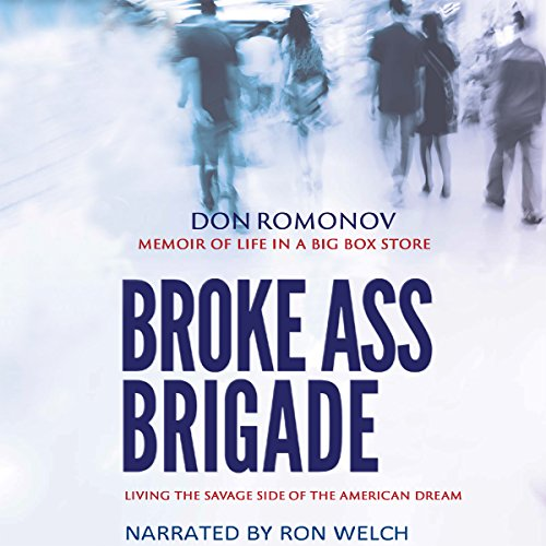 The Broke Ass Brigade cover art