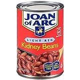 Joan of Arc Beans, Light Red Kidney, 15.5 Ounce