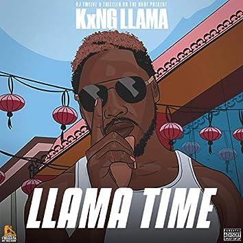 Llama Time