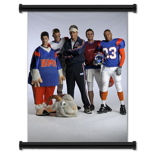 Blue Mountain State TV Show Season 1 Fabric Wall Scroll Poster (16' X 21') Inches