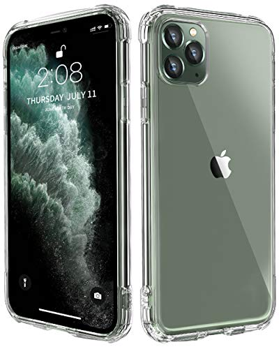 Doboli Compatible with iPhone 11 Pro Case Shockproof Clear iPhone 11 Pro Cases Cover for 5.8 inch