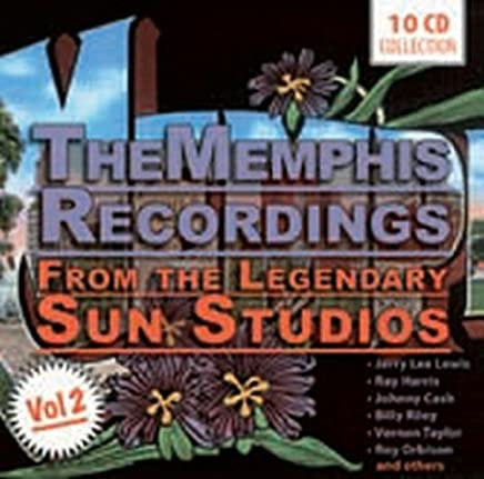 The Memphis Recordings: From The Legendary Sun Studios Vol. 2 by Jerry Lee Lewis