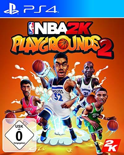 NBA 2K Playgrounds 2 - [USK] [PS4] [Importación alemana]
