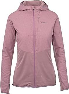 TrekPro Mid-Layer Hooded Full Zip Jacket Women's