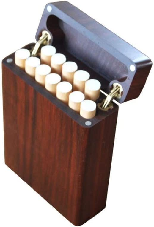 PENGHU SDSF Red Sale Special Price Pear Wood Cigare Max 45% OFF 12-Piece Case Wooden Cigarette