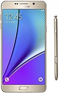Samsung Galaxy Note 5, 32GB, (Sprint) Gold Platinum