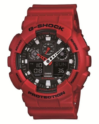 CASIO G-SHOCK GA-100B-4AJF