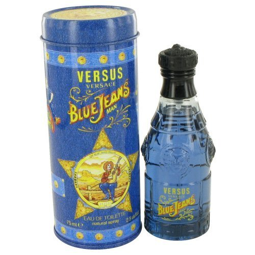 BLUE JEANS by Gianni Versace EDT SPRAY 2.5 OZ for MEN