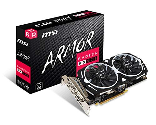 MSI Radeon RX 570 ARMOR 8G J グラフィックスボード VD7195