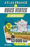 Atlas France des voies vertes et veloroutes