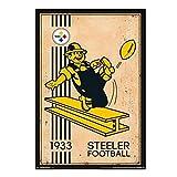 Tiiiytu Pittsburgh Steelers Poster Und Drucke Leinwand