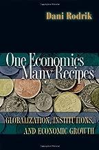 One Economics, Many Recipes Globalization, Institutions, and Economic Growth by Rodrik, Dani [Princeton University Press,2008] [Paperback]