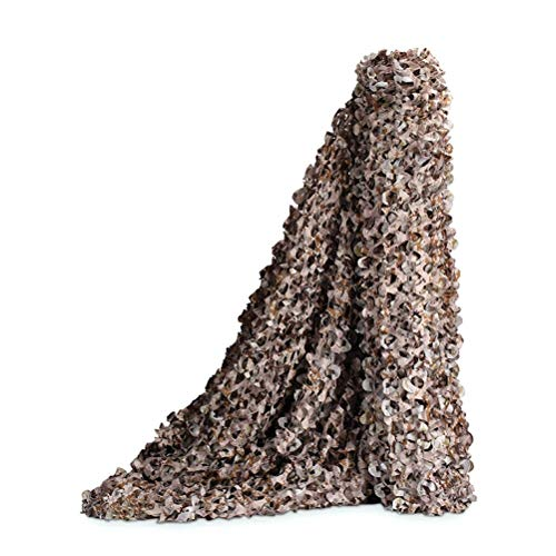 Backdrop Decoration Netting Camouflage Camouflage Net-sunscreen Camouflage Screen-used in Bar, Garden, Camping, Balcony Decoration, Leisure, Etc.-various Sizes (Size : 1.5 * 6m)