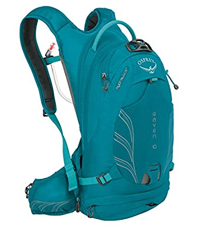 Osprey women Raven 10 hydration pack - front view.