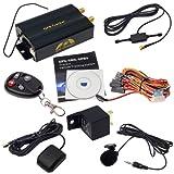 XCSOURCE Localizador Tracker GPS gsm GPRS para Vehículos Coche Moto Control RemotoTK103B VG2