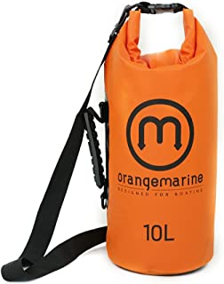 WINOMO 2pcs Custodia impermeabile sacchetto Sport Running Elegante Custodia da cintura per telefono Fotocamera del cuoio spiaggia Pesca Profondo blu + nero