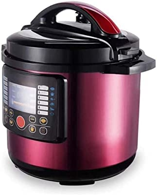 DEJA 7-in-1 Multi- Use Programmable Pressure Cooker, Slow Cooker, Rice Cooker, Yogurt Maker, Sauté, Steamer, Warmer, and Sterilizer