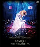 "Dream Live ""Symphony of The Vampire"" KAMIJO with Orchestra (初回生産限定盤) [Blu-ray]"