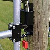 Powerfields 2-Way Gate Latch