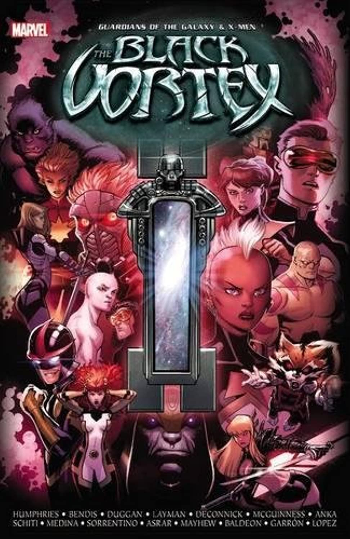 祈る広々壮大なGuardians of the Galaxy & X-Men: The Black Vortex