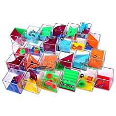 Schramm® 24 Stück Geduldsspiele Mini