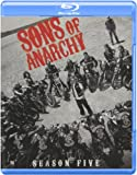 Get Sons of Anarchy Season 5 on DVD at Amazon