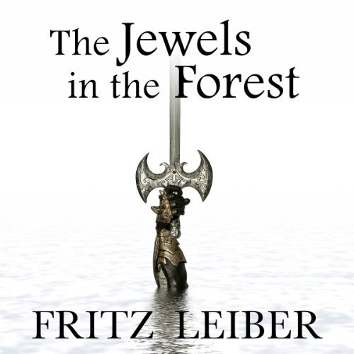 The Jewels in the Forest audiobook cover art